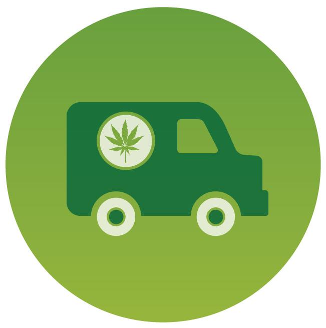 Medical Marijuana Delivery & Marijuana Card Map | Weed Delivery CA