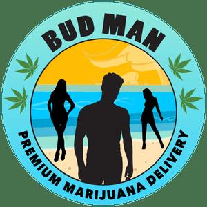 bud man logo