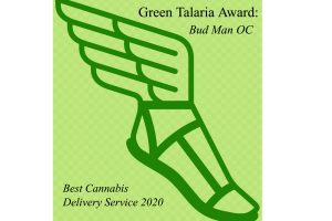 green-talaria- weed delivery